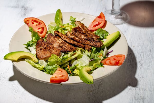 Blackened Tuna Salad