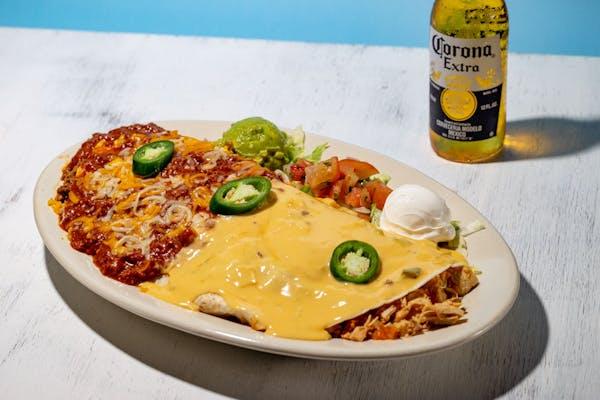 Big Juan Burrito