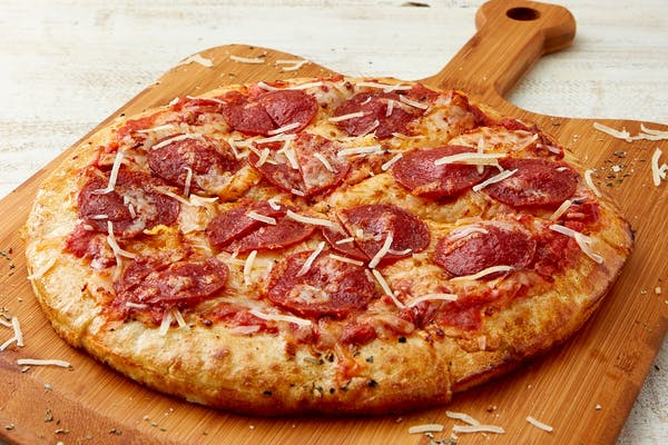 Pepperoni & Double Cheese Pizza