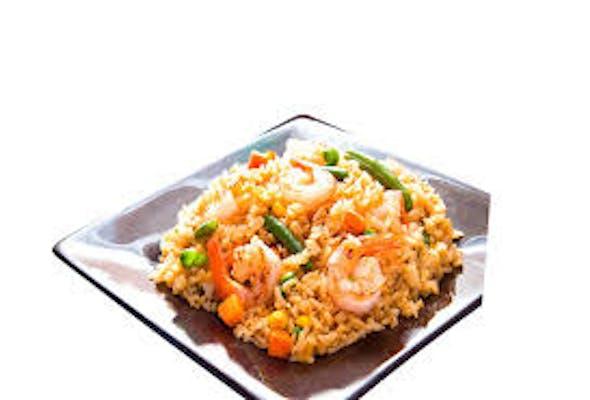 Shrimp Fried Rice Combo