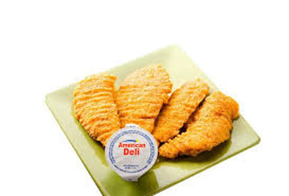 (4 pc.) Fried Chicken Tender Combo