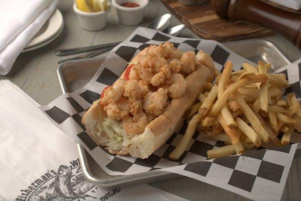 Shrimp Po- Boy