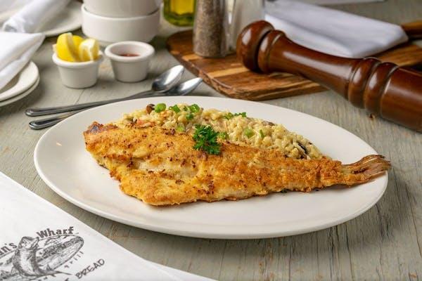 Parmesan Redfish