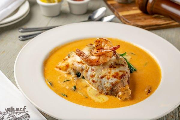 Crab-Stuffed Tilapia