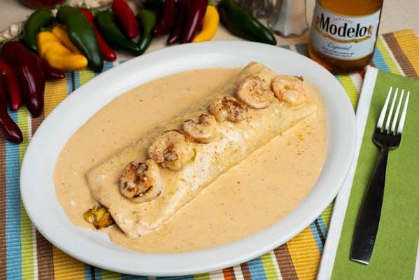 Burrito Cancun
