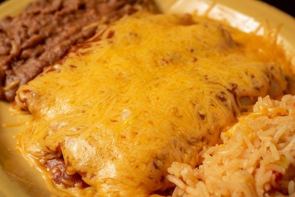 #26 Cheese Enchiladas