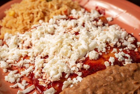 #39 Enchiladas Mexicanas