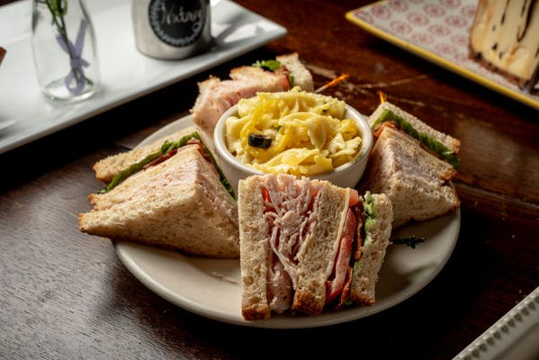 Shoreline Club Sandwich