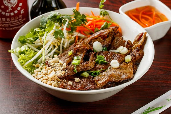 B3. Grilled Beef Vermicelli