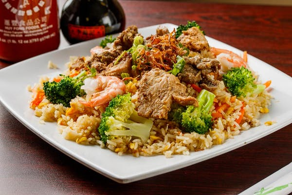 F7. House Special Fried Rice