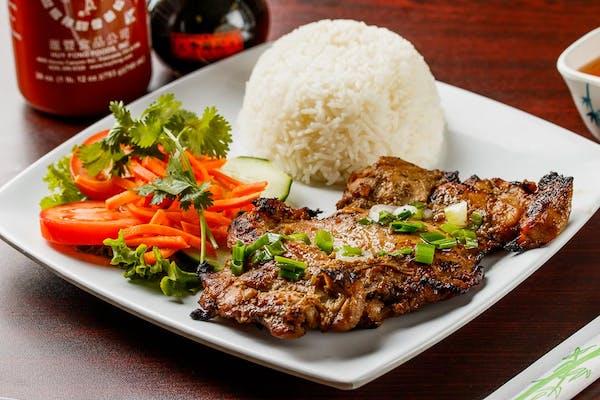 C1. Grilled Pork Rice Platter