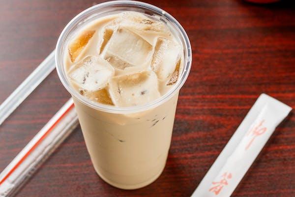 Flavored Milk Tea