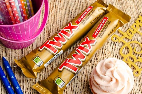 Twix Ice Cream Bar