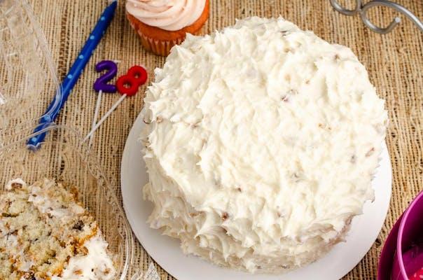 (1) Slice of Italian Cream Cake