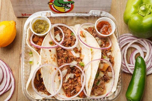 Mexican Brisket Taco