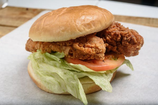 Chicken Tender Sandwich