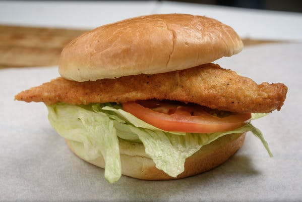 Fried Catfish Sandwich