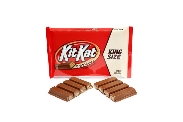 King-Sized Kit Kat