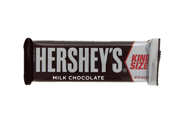 King-Sized Hershey's Milk Chocolate Bar