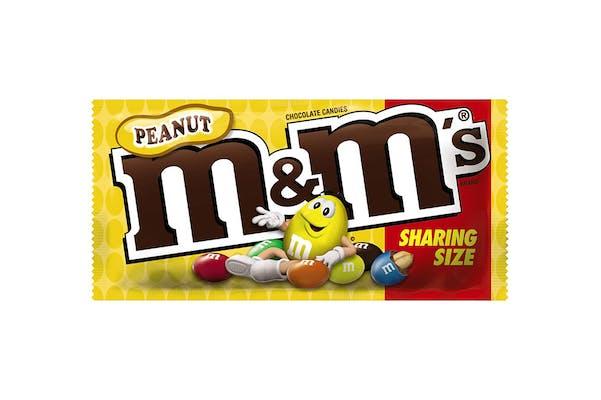 King-Sized Peanut M&M's