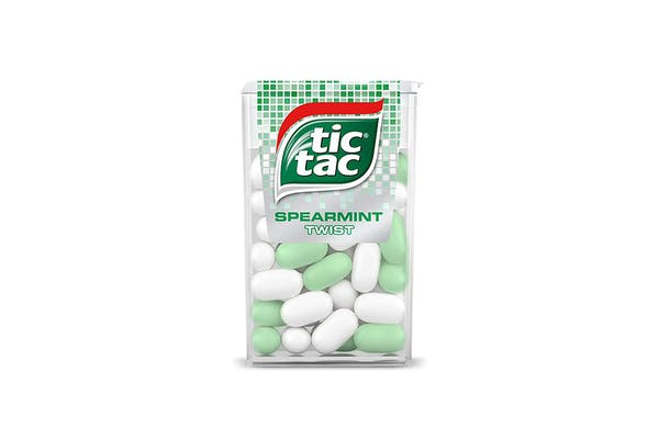 Tic Tac Spearmint Mix