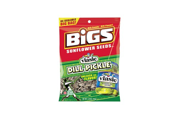 BIGS Dill Pickle Sunflower Seeds