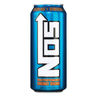 (16 oz.) NOS Energy Drink