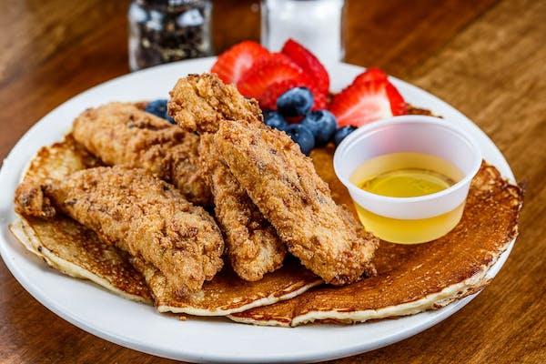 Chicken & Pancake