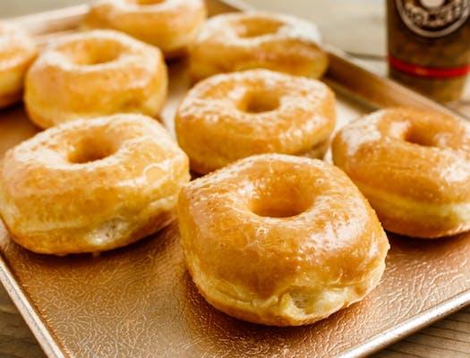 Half Dozen Glazed Donuts