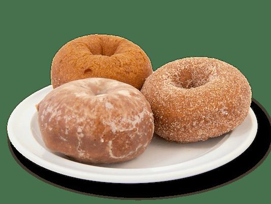 Half Dozen Cake Donuts
