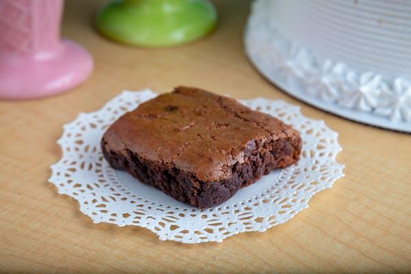 Fresh Baked Brownie