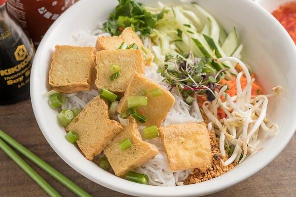 Tofu Vermicelli Noodle Bowls