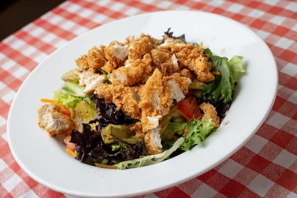 Chicken Dinner Salad