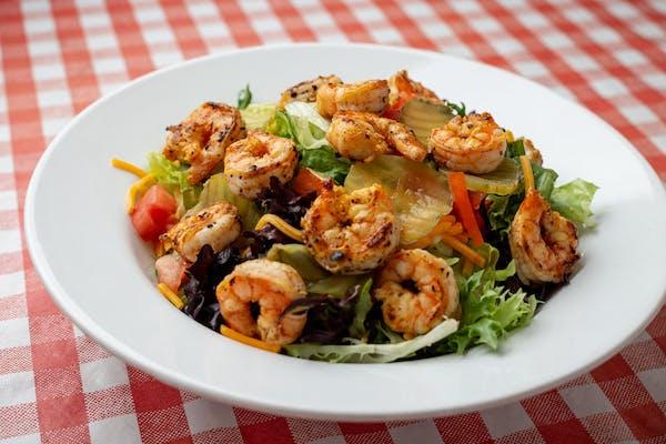 Shrimp Dinner Salad