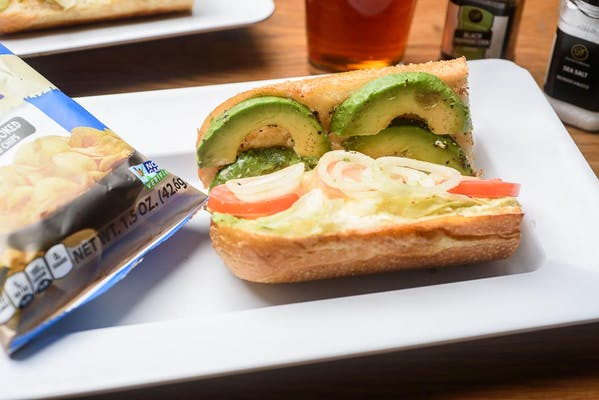 Avocado Hoagie