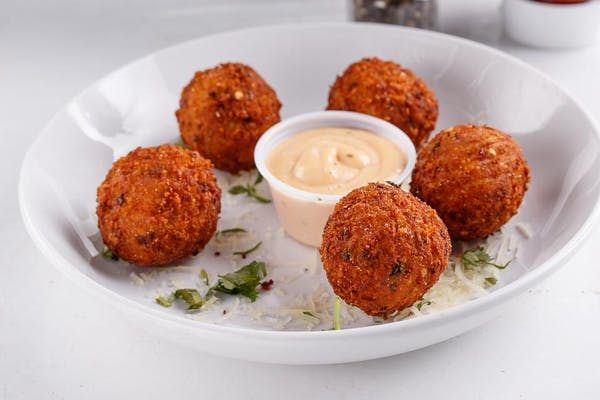 Spicy Crab Balls