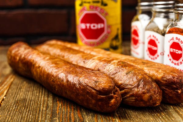 Smoked Boudin by the Pound