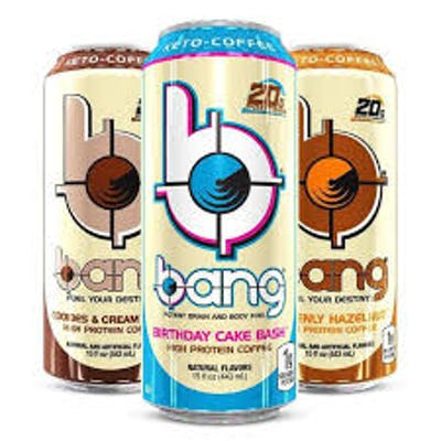 Coffee Flavor Bang