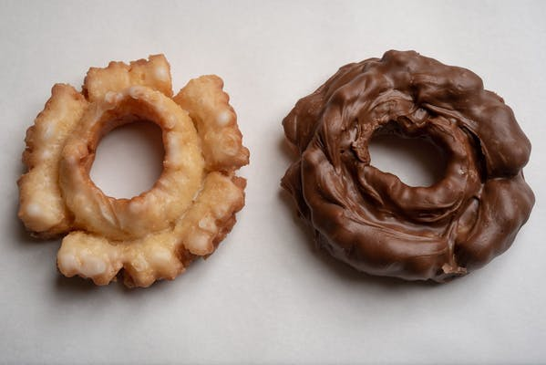 Old-Fashioned Donut