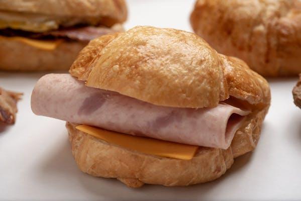 Ham & Cheese Croissant