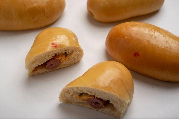 Sausage, Cheese & Jalapeño Kolache