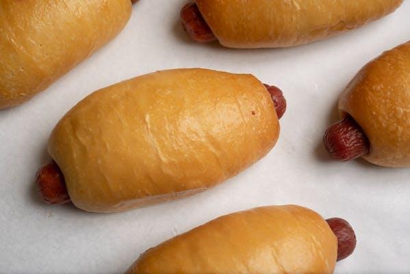 Jumbo Sausage & Cheese Kolache