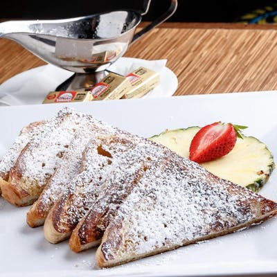 Texas-Sized French Toast