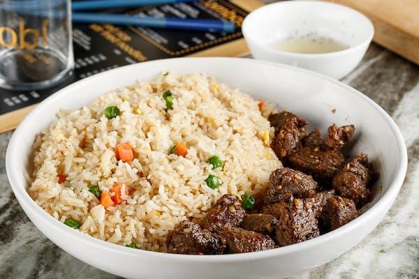 Rice or Stir-Fried Noodles