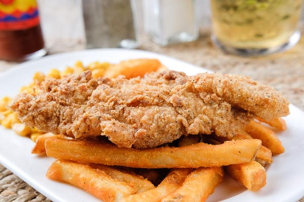 Kid's Fried Catfish