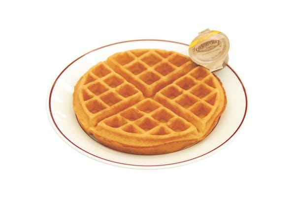 Golden Belgian Waffle