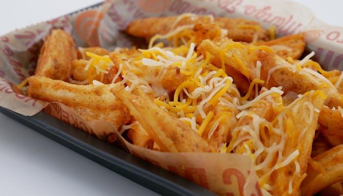 Jumbo Cheese Fries
