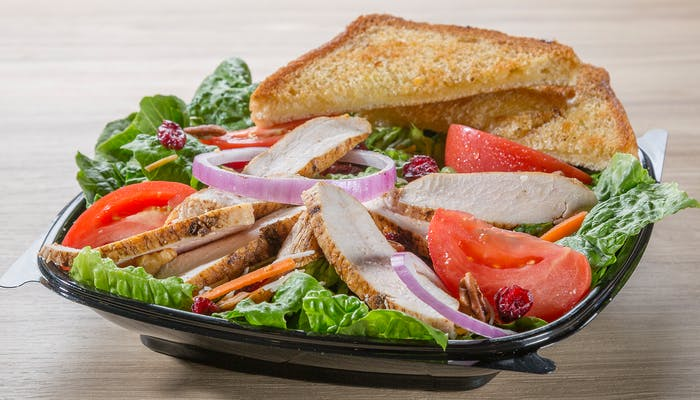 House Salad with Grilled Chicken