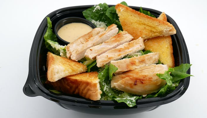 Caesar Salad with Grilled Chicken