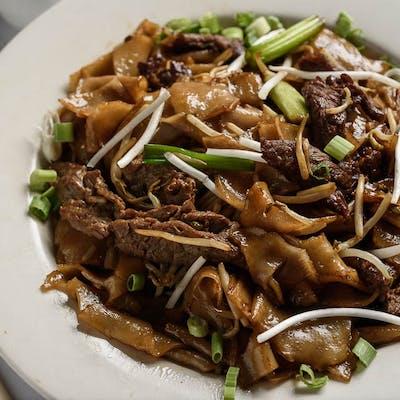 Hong Kong Noodle